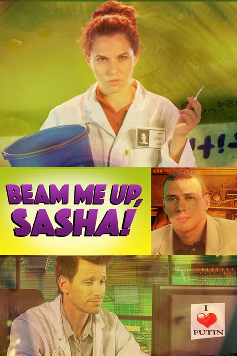 Beam Me Up, Sasha!