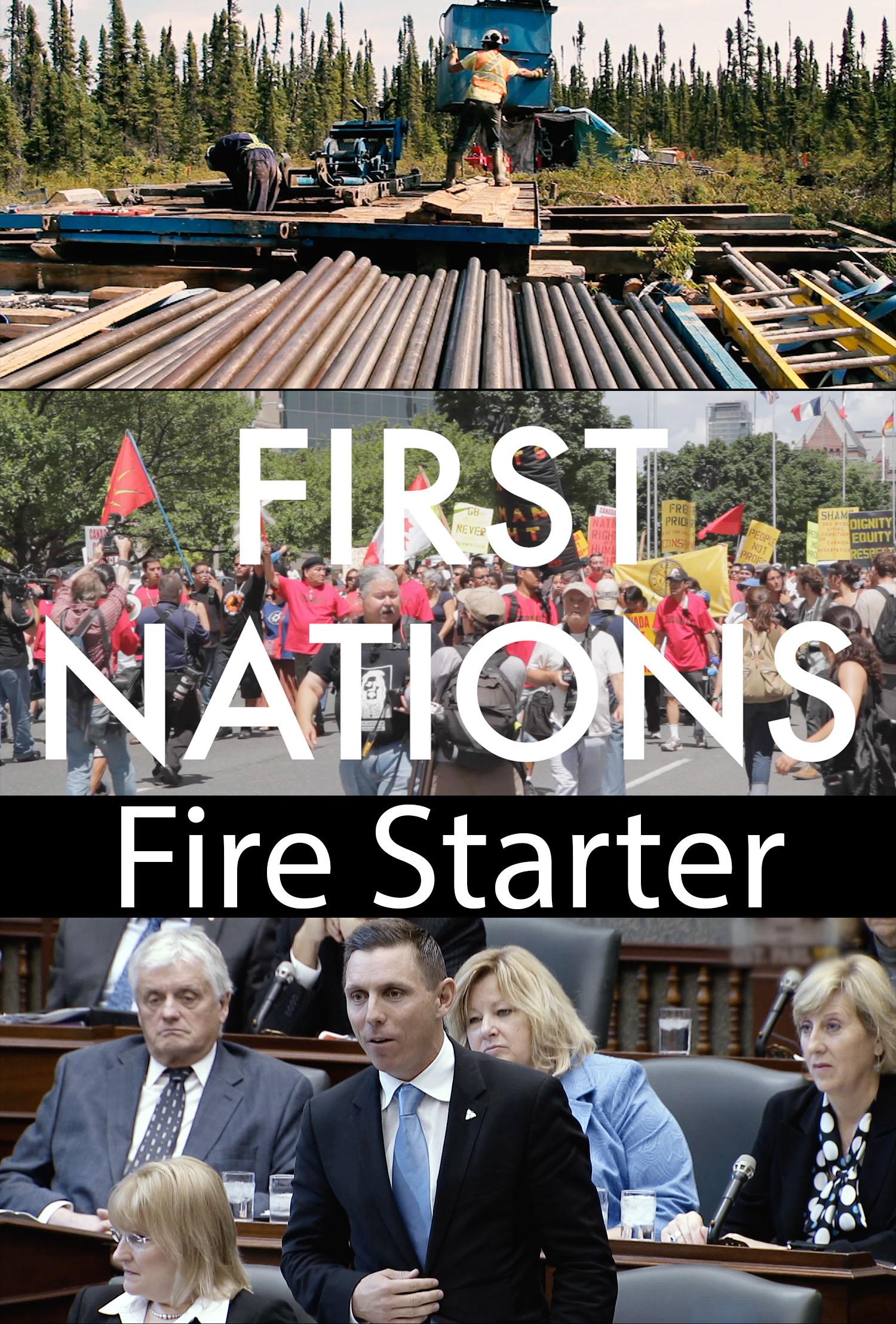 First Nations Fire Starter