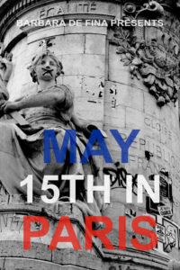 15 maggio a Parigi