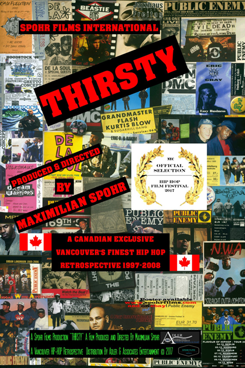 Thirsty: The Vancouver Hip-Hop Documentary